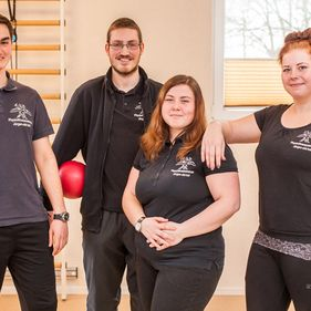 Physiofitnesszentrum Goslar - Team